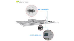 ilummini 640w LED Grow Light